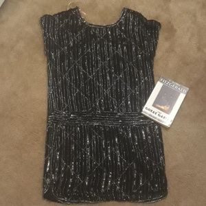 20's Gatsby Party Dress- Halloween or NYE!
